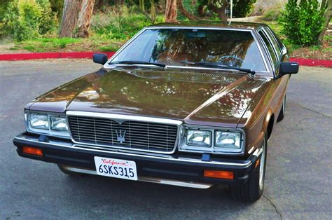 vintage maserati quattroporte classic italian cars for sale 187 blog archive 187 1980