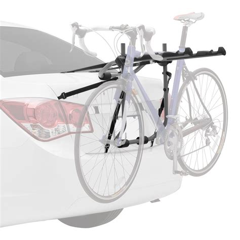 Sportrack 3 Bike Rack by Sportrack 174 Sr3162 Back Up Trunk Mount Bike Rack For 3 Bikes