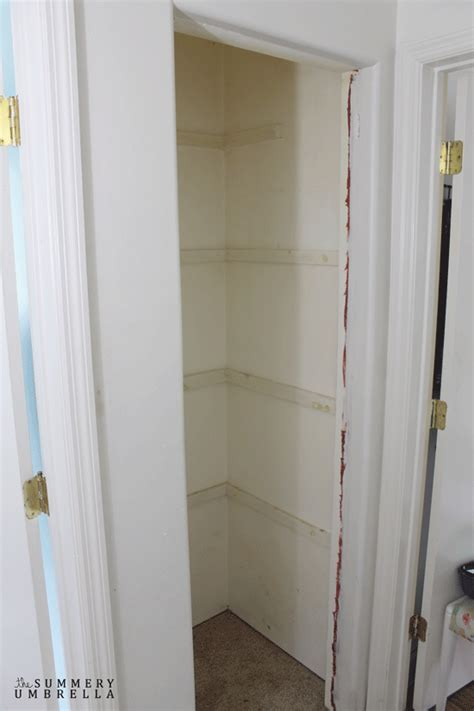 linen door how to paint doors linen closet door