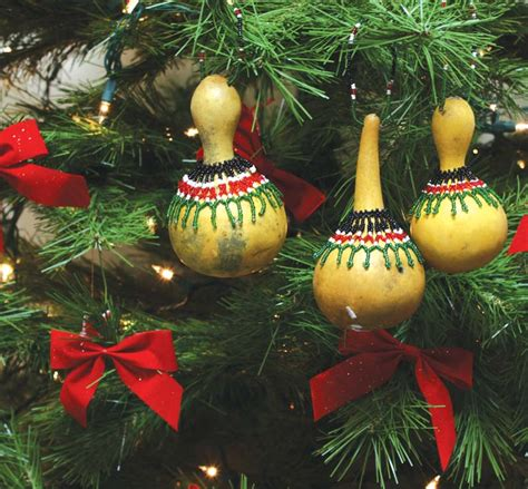 trim your tree african style new gourd ornaments africa