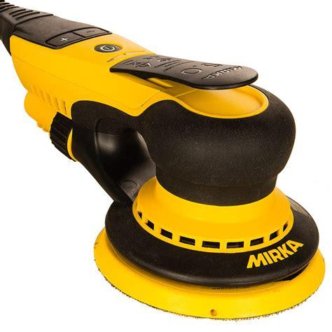 Vanity Bases Mirka Deros 5 Quot Electric Sander Mid55020caus Mirka