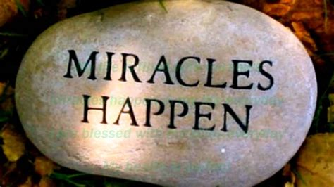 Miracle Of miracles subliminal