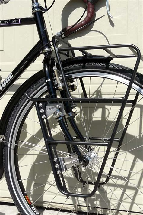 Bicycle Touring Racks by 25 Best Ideas About Surly Front Rack On