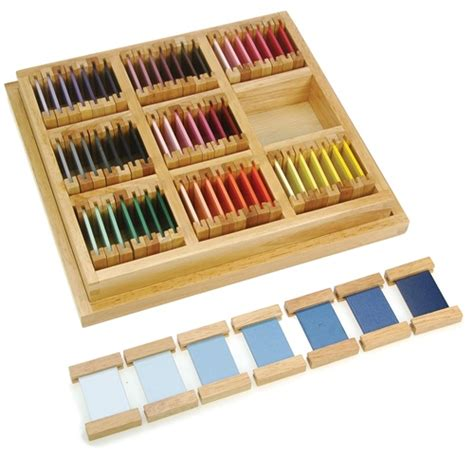 the color box montessori materials color box 3
