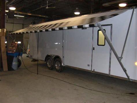 custom trailer awnings 1000 ideas about custom trailers on pinterest used