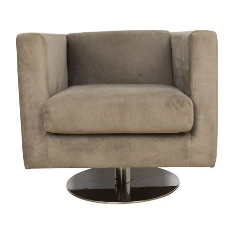rowe rowe grey swivel chair chairs