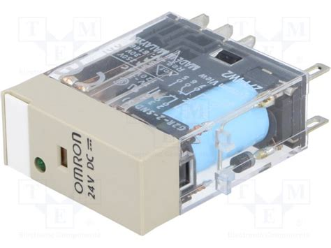 Omron G2r Relay g2r 2 snd 24vdc s omron relay electromagnetic tme
