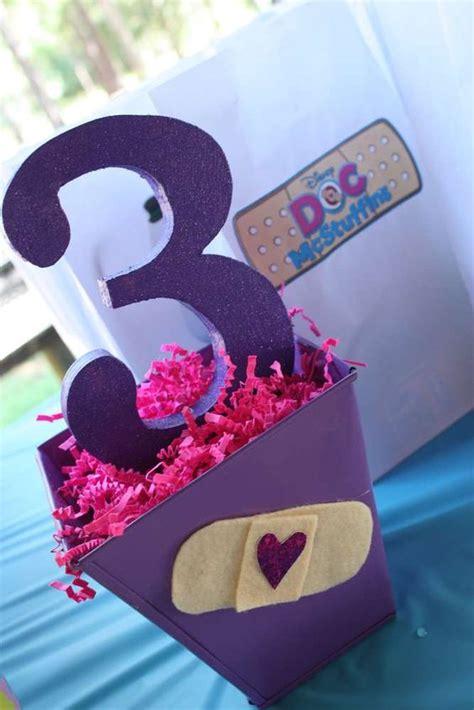 Doc Mcstuffin Decorations by Doc Mcstuffins Birthday Ideas Doc Mcstuffins Doc