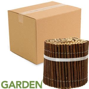 buy garden willow fence case    home bargains