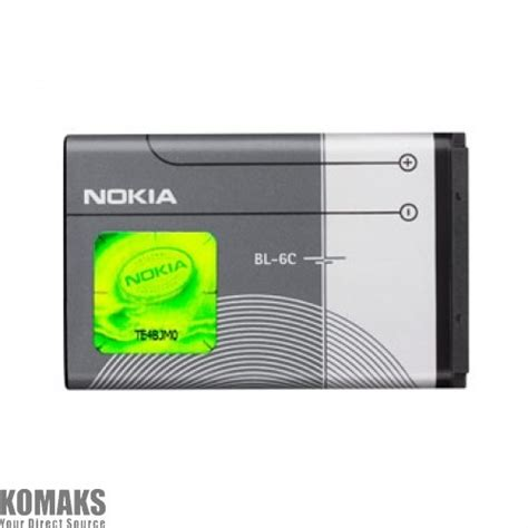 Nokia N Gage Baterai Power Best One Bl 5c 2850mah cellphone battery for nokia bl 6c