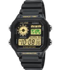 Casio Ae 1200wh 1bv Original casio bracelet 10365960 revendeur officiel masters in time