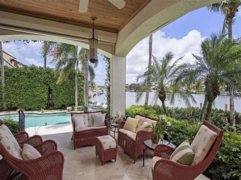lanai ideas lanai port royal naples florida deck decor ideas