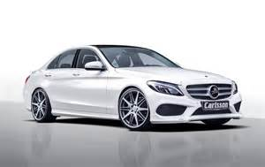 mercedes c class amg sport modified by carlsson