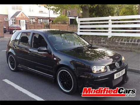 volkswagen golf modified modified volkswagen golf
