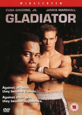 gladiator film cuba gooding jr gladiator cuba gooding jr dvd laserdisken dk salg