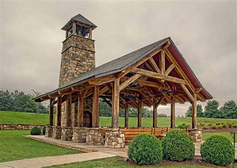 Timber Frame Outbuildings   Carports, Outdoor Kitchens & More