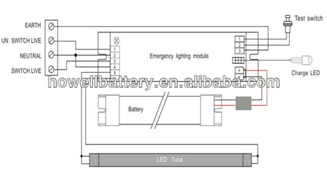 wiring diagram for non maintained emergency lighting 28