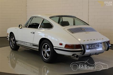 Porsche 911 F by Classic 1968 Porsche 911 L F Model Coupe For Sale 3309