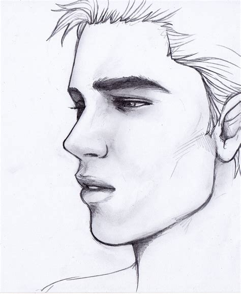 Handsome Guy By Beautifuldreaming On Deviantart Drawings For Boys