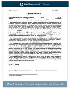 waiver of responsibility template doc 575709 release of liability template release of