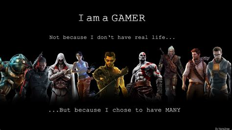 gamers art wallpaper am a gamer wallpaper 1178608