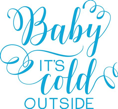 it s free baby it s cold outside svg cut file by craftbundles