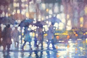 paint nite nyc phone number photo of a painting of a rainy in new york city by