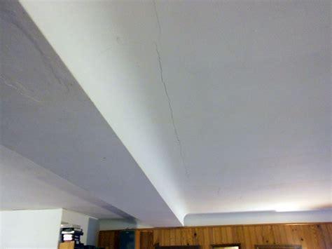 Comment Réparer Une Fissure Au Plafond by Reparer Fissure Plafond Decoration Reparer Fissure