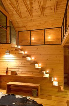 Pics Inside 14x30 House Tiny House Stairs On Pinterest Tiny House On Wheels