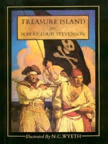 treasure island by robert louis stevenson 304 pp rl 4