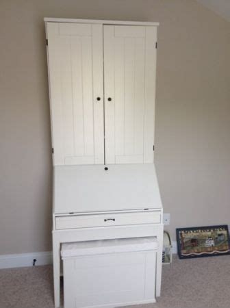 Desk With Hutch Ikea Ikea Hemnes Desk With Hutch And Bench Seat Desk Pinterest