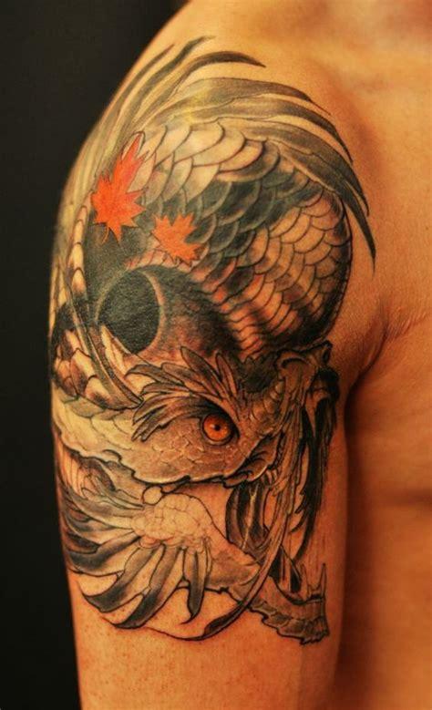 western dragon tattoo designs 14 western tattoos on back