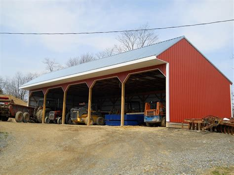 How Much Does It Cost To Build A Pole Barn House by How Much Does A Pole Building Cost Pole Barns