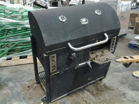 Backyard Grill Number Backyard Classic Professional Grill Asset Recovery