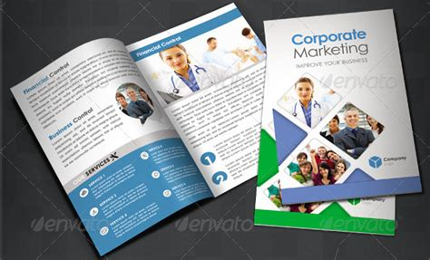 Corporate Brochure Design by 25 Best Brochure Design Templates 56pixels