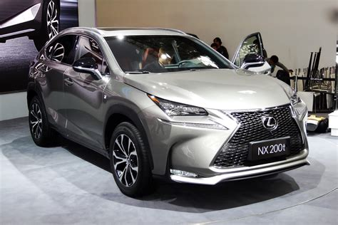 new lexus suv new lexus nx compact suv detailed in beijing rivals bmw