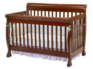 davinci kalani 4 in 1 convertible baby crib in cherry w