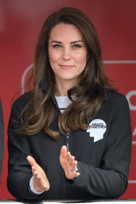 kate middleton kate middleton at the london marthon 4 23 2017