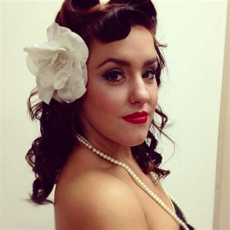 hair look on pinterest 62 pins pin up hair and makeup pin up hair style and the