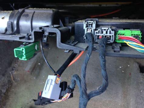 power seat swap  wiring volvo forums