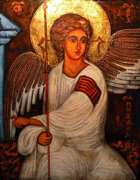 who is saint michael the archangel