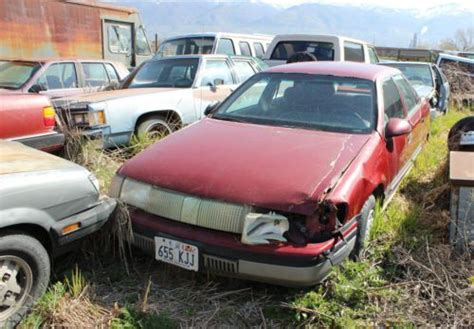 how cars run 1987 mercury sable regenerative braking buy used 1987 mercury sable with minor damage complete or parts in woods cross utah united states