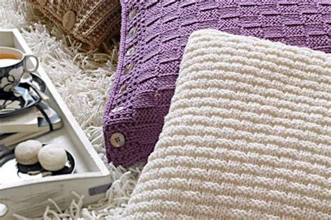stricken deko strick deko aus wolle