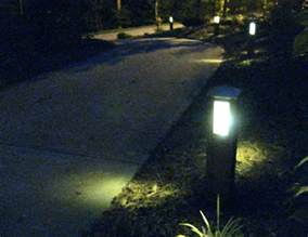 driveway lights driveway and landscape lights uno woodworks