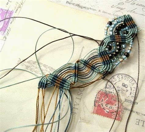 Learn Macrame Knots - 17 best images about macrame on micro macrame