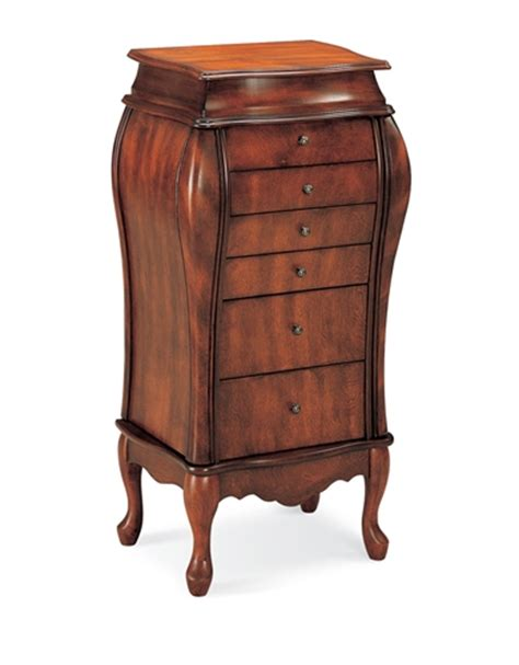 jewelry armoire floor standing