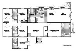 Clayton Manufactured Homes Floor Plans Manufactured Home Floor Plan 2010 Clayton Mountaineer