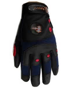 Sarung Tangan Kulit Jari Pendek sarung tangan lj anti bakteri lucky rider