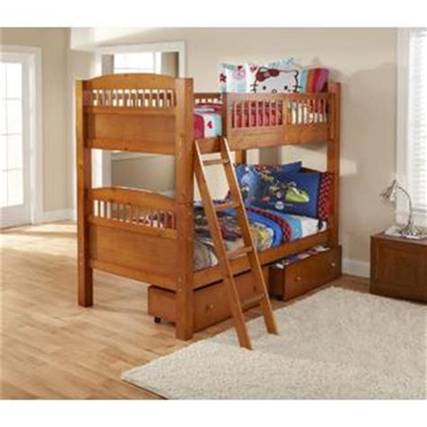 sears bunk bed pine bunk bed sleep well with sears