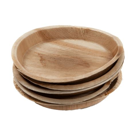 plates dishes biodegradable palm leaf plates bowls and serving dishes